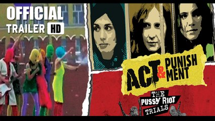ACT & PUNISHMENT (OFFICIAL TRAILER) [HD]