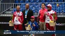 SPORTS BALITA: PHL chess team, humakot ng gintong medalya sa 9th Para SEA Games