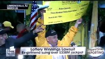 Lottery Winners Ex girlfriend Sues for Share of Jackpot - $338 Million Dollar Powerball JACKPOT!