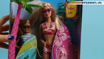 Surfing Barbie and Stacie Doll (2-Pack) - Barbie Sisters / Siostry Barbie - Mattel - CBR15 - MD Toys