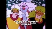 Jem and the Holograms - Clip: Jem vs Misfits Skiing
