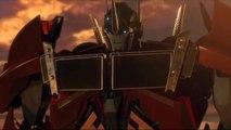 Transformers Prime: Darkness Rising (2010) - DVD Trailer