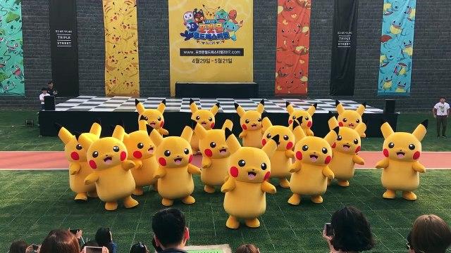 Pikachu xì hơi