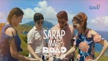 Road Trip: Sarap mag-'Road Trip!'