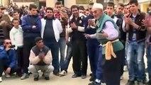 An old Arab man dances Hip Hop-HIP HOP شيخ يرقص -nador