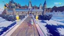 Frozen Queen Elsas Adventure (1) Elsas Ice Palace! (Disney Infinity 3.0 Game Animation)