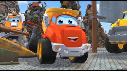 """The Adventures of Chuck & Friends: When Trucks Fly (2013) - Clip: """"Land, Ho!"""""""