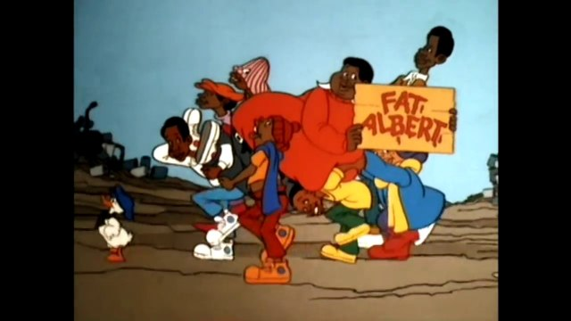 Fat Albert and the Cosby Kids - Clip: Intro