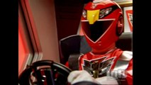 Power Rangers RPM (2009) - Clip: The Rangers Activate Their Power Vehicles