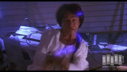 Jackie Chan: City Hunter  (1993) - Clip: Street Fighter Action Scene