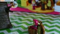 Smoby Masza I Niedźwiedź Mini Kuchnia W Walizce 310601