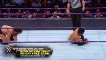Akira Tozawa vs. Noam Dar- WWE 205 Live, Sept. 19. 2017 USA SPORTS