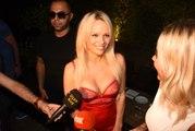 Pamela Anderson'dan İlginç Soru: Bir Erkek Yeterli mi Merak Ediyorum