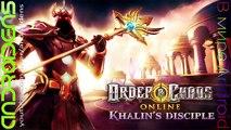 Et le chaos en ligne commande et sur un aperçu du jeu pour Chaos War