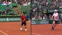 Ralentis Djokovic Murray Roland Garros 2016