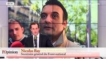 Marine Le Pen: «Je crains que Florian Philippot soit fini politiquement»