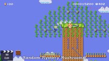 Super Smash Bros. Melee Classic Mode - Super Mario Maker