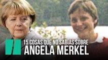 Angela Merkel: 15 cosas que no sabías sobre ella