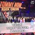 Défilé de Tommy Hilfiger à la fashion Week de Londres