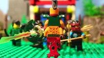 LEGO NINJAGO Piracy! Episode 10 - Ninja vs Pirates!