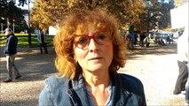 Manifestation à Agen : témoignage de Françoise Dapvril