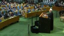روحاني يدافع في الأمم المتحدة عن الاتفاق النووي الإيراني