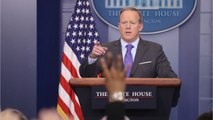 """Sean Spicer Admits """"Mistakes,"""" Says He Never Lied"""