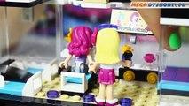 Pop Star Tour Bus / Wóz Koncertowy Gwiazdy Pop - Lego Friends - 41106 - MegaDyskont.pl