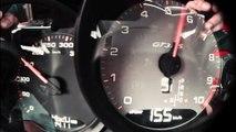 605HP Audi RS6 C7 Performance Launch Control 0-300kmh Acceleration vs Speed Porsche 911 GT3 RS acceleration 0 265 km h