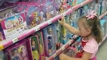 Dans des gamins achats Boutique jouets Dans le jouets vlog courses shopping boutique bébé