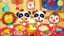 Chinese New Year For Kids BabyBus Kids Games Educational Education Android Gameplay