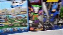 LEGO® DC Super Heroes 6863 Batwing Battle Over Gotham City w/ The Joker