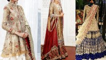 Top Bridal dresses 2017 | Indian bridal dresses | wedding dresses | Latest bridal dresses |
