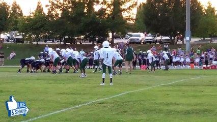 Derrick's Football !Interception