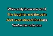 Phil Collins - Against all odds (Karaoke)