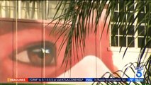 Artist Aspires to Paint Largest Mural in the World on Apartment in Downtown Los Angeles