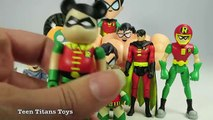 TEEN TITANS TOYS with our Robin Collection of Teen Titans Go, Teen Titans, Robin Titan Toys
