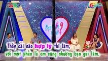 Quyền Linh - Cát Tường 'bức xúc' làm mai cho cô nàng gia trưởng   Hoàng Minh - Thị Thảo   BMHH 291