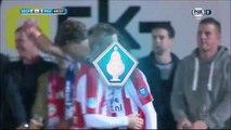 0-3 Adam Maher Goal Holland  KNVB Beker  Round 1 - 21.09.2017 SDC Putten 0-3 PSV Eindhoven