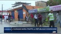 Ouragan Maria: 15 personnes tuées en République Dominicaine