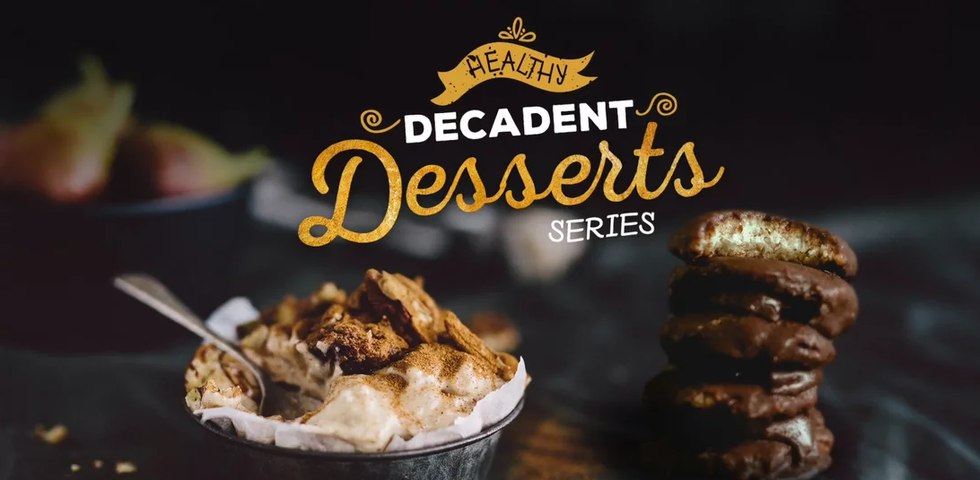 FMTV Healthy Decadent Dessert Recipes - Trailer