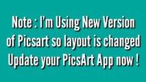 PicsArt Editing Tutorials | Beautiful Text Designing Tutorials | 3D Logo Design Best Editing HD