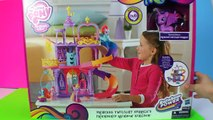 My Little Pony Princess Twilight Sparkles Friendship Rainbow Kingdom MLP