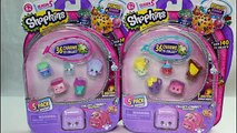 Shopkins Season 5 LIMITED EDITION FIND!!! 5 Packs Unboxing Review with a Limited Edition Spinderella