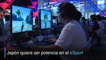 Japón, país de videojuegos, intenta ser potencia en el eSport