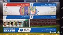 el mejor equipo en dream league soccer 16 messi ronaldo neymar pogba James hazard suarez iniesta