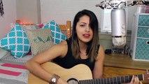 Tengo Que Colgar - Banda MS - Angelica Gallegos (Cover)