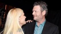 Gwen Stefani Drops Teaser for Christmas Music as Blake Shelton Announces New Album