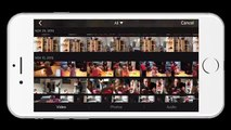 Add Titles to an iPhone Video using iMovie