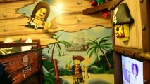 Legoland Hotel California - LEGO PIRATE ROOM TOUR Themed Resort 2016 San Diego Carlsbad, CA